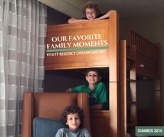 We're continuing our series on family travel to Cambridge, Maryland by sharing our favorite family moments at the Hyatt Regency Chesapeake Bay Resort.