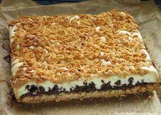 Ulubione ciasto teściowej - Burczy w brzuszku Pineapple Coconut Bread, Polish Recipes, Food Cakes, Cake Recipes, Vegetarian Recipes, Good Food, Food And Drink, Sweets, Cookies