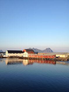 Svolvær-Lofoten-Norway