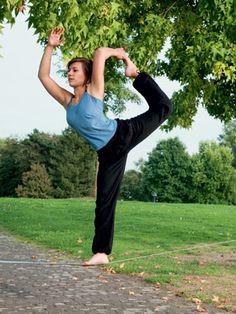 A nova cara da ioga