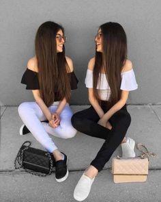 Ideas para que combinen sus outfits a la perfección.