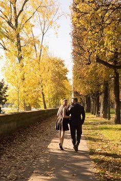 pre-wedding in Paris - by Little Black Darkroom photography