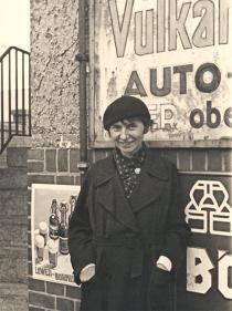 German painter Jeanne Mammen (1890-1970), 1920s