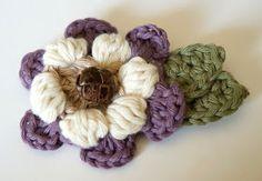 Little Doolally: Mother's Day Flower Brooch