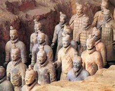 Terracotta Warriors and Horses Museum....Xi'an, China