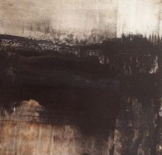 Daily painting by Tonie Rigby, acrylic and sumi, 15 cm sq.