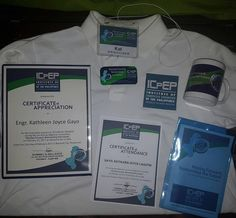 Goodies and freebies from the 1st ICpEP-NIR Annual Convention!  Thank you everyone for coming. Your suggestions collaborations and presence are all important to us in the hopes of building this community and empowering our CpEs both in the industry and the students. I hope to see you all again in our future events.  Moving Forward Reinventing the Future!  Let's do this.  #proudCpE #AchievementUnlocked #ICpEPNIR  #ICpEP