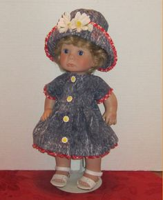 Lee Middleton Original 14 Hard Vinyl Doll by myabbiesattic on Etsy, $54.99