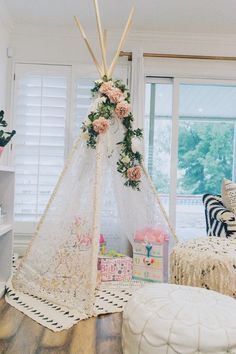Beautiful Details for Your Bohemian Baby Shower - Livingly