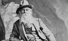 Walt Whitman Photograph  Bettmann Corbis