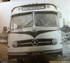 Ônibus da empresa José Orrico & Cia. Ltda., carro 10, carroceria Mercedes-Benz Monobloco O-321, chassi Mercedes-Benz O-321. Foto na cidade de Caconde-SP por Adalberto Mattera, publicada em 06/05/2015 22:01:01.