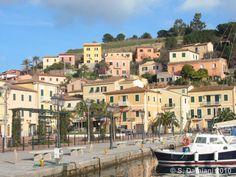 Porto Azzurro Insel Elba