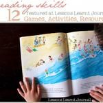 Reading: Games, Activities & Resources
