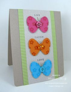 Butterfly Punch - Stampin' Up