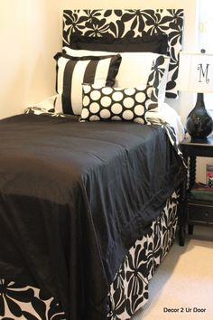 Hot New Custom Dorm Room Headboard..