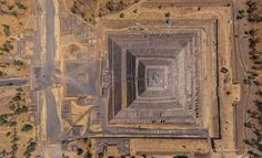 Stunning Aerial Photos Reveal How Birds See Popular Destinations - My Modern Met
