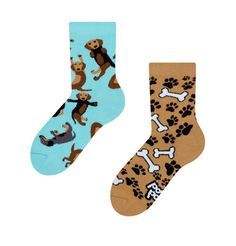 he morning struggle of dressing up the little ones is over with Good Mood socks. We guarantee pure joy on both sides. If you happen to be moody in the morning as well you can wear matching Good Mood socks with your child. We offer many pairs in both adult and child sizes. Pure Joy, Kids Socks, Good Mood, Your Child, Dachshund, Little Ones, Dog Cat, Dressing, Pairs