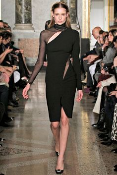 Emilio Pucci Fall 2012 Ready-to-Wear Fashion Show - Nadja Bender