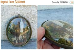 ON SALE Vintage 1930s/1950s French religious by petitbrocante