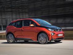 BMW i3 Side