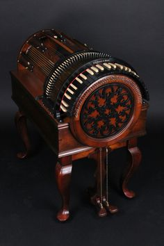 The Wheelharp - Antiquity Music