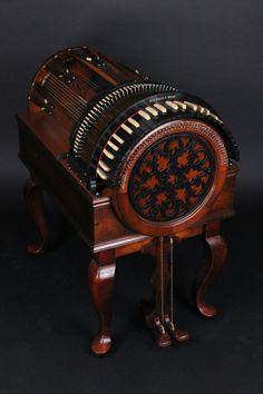 The Wheelharp - Antiquity Music