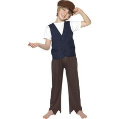 Victorian Poor Peasant Boy Kit