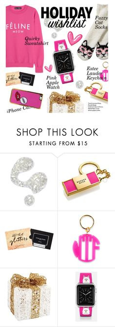 """MY PINK Wishlist"" by malussieversii ❤ liked on Polyvore featuring Illamasqua, Estée Lauder, House of Fraser, Melrose International, Casetify, contestentry and 2015wishlist"