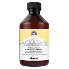 Davines®   Purifying Shampoo $25.50 It cleanses and purifies the scalp, fighting against microbial attacks and creating a healthy and clean environment. This is a Naturaltech product.