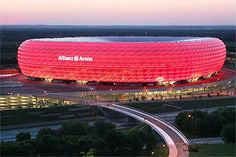 #Munich Allianz Arena