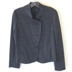 #RinaZin #Blazer #JAcket   Size M   Retail $370   Our Price $150! Call for more info (781)449-2500. #FreeShipping #ShopConsignment  #ClosetExchangeNeedham #ShopLocal #DesignerDeals #Resale #Luxury #Thrift #Fashionista