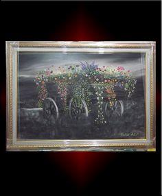 TOPRAKIN BEREKETİ Painting, Art, Art Background, Painting Art, Kunst, Gcse Art, Paintings, Painted Canvas, Art Education Resources