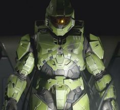 John 117, 343 Industries, Halo Armor, Tactical Armor, Halo Series, Halo Game, Sci Fi Comics, The Covenant, Master Chief