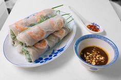 How to Make: Goi Cuon (Vietnamese Spring Rolls Recipe)