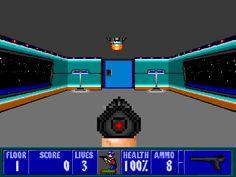 Wolfenstein 3D Mods