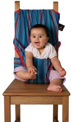 Cool Baby Product: The Tot Seat - why didn't I think of this? - http://www.totseat.com/english/home/