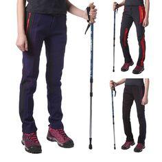 Soft shell Cycling Hiking pants for women climbing stretch cargo trousers  #nyfashioncity