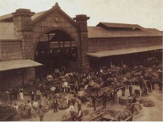 """Mercado de Abasto , Buenos Aires (1925) This would end up being equivalent to the Lower East Side- the """"Jewish"""" area in Buenos Aires. Read more about Jewish Argentina in my coming of age memoir, http://www.amazon.com/With-Love-The-Argentina-Family/dp/1478205458"""
