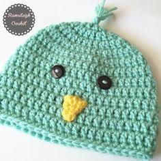 Crochet Chick Hat {FREE PATTERN}
