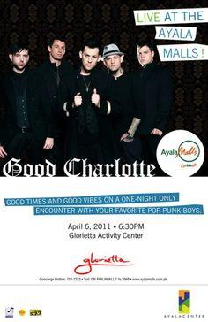 Good Charlotte - Concert # 9