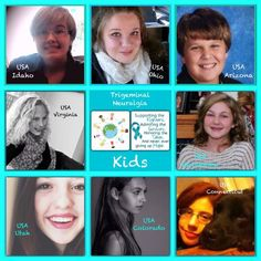 The most important faces of Trigeminal Neuralgia are those of those kids. It's these faces that make us strong to fight the days and the nights with this disease.  It's these faces that keep our hopes alive for a cure. It's these faces that will change the minds of people who think TN is an old people disease.  These faces are the future of TN!  #TrigeminalNeuralgia #FightTheBeast #KidsGetTNtoo