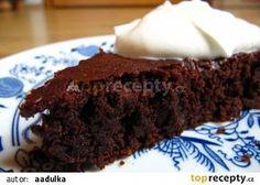 Banánové brownies recept - TopRecepty.cz