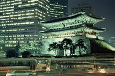 Seoul. I need to go here if not for the food and the culture, then to stalk Lee Min Ho.
