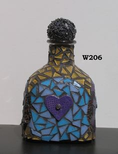 Mosaic Patron bottle