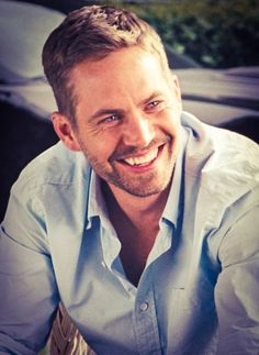 Paul walkers beautiful smile can never be matched