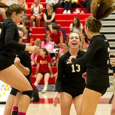Xavier Prep topped Palm Desert in a crucial DVL volleyball match