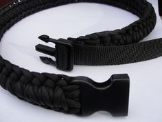 Custom 550 Paracord Survival Belt.   Designed to come apart in seconds, this belt is a great tool to help you be prepared for an emergency survival situation. Wear it hiking, camping, fishing etc, then simply pull the tab and unravel the belt to have 70+ feet of 550 strength paracord in hand when you need it.