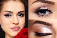 How to do Cat Eye Makeup for Day.