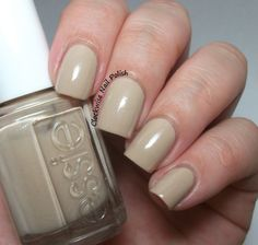 The Clockwise Nail Polish: Essie Cocktails & Cocunuts