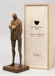 creative sculpture by john morris